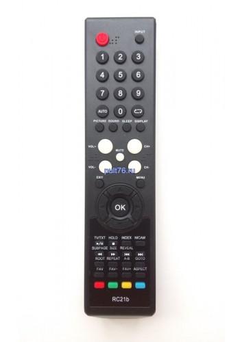 Пульт для телевизора Fusion (Фьюжен) Supra RC21b (RC20b,RC6b)