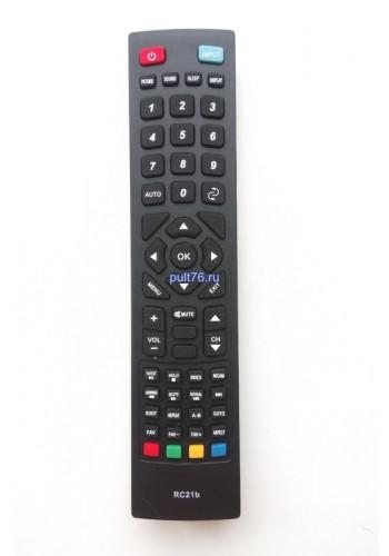 Пульт для телевизора Fusion (Фьюжен) RC21b NEW