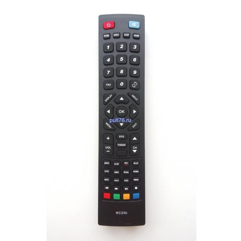 Пульт для телевизора Supra (Супра) RC25b NEW