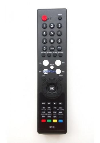 Пульт для телевизора Casio (Касио) RC3B (RC6db)