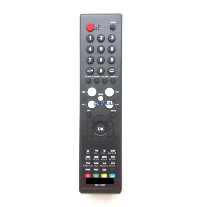 Пульт для телевизора Supra (Супра) RC5db