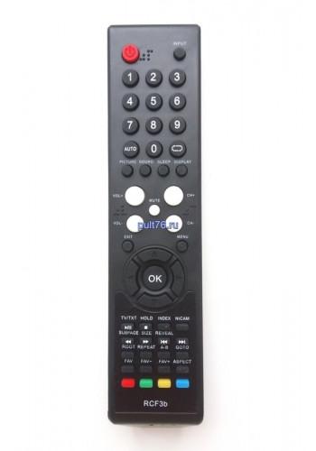 Пульт для телевизора Fusion (Фьюжен) RCF3B