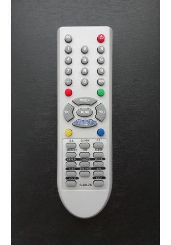 Пульт для телевизора Erisson (Эрисон, Эриссон, Ерисон, Ериссон) S-26L2A