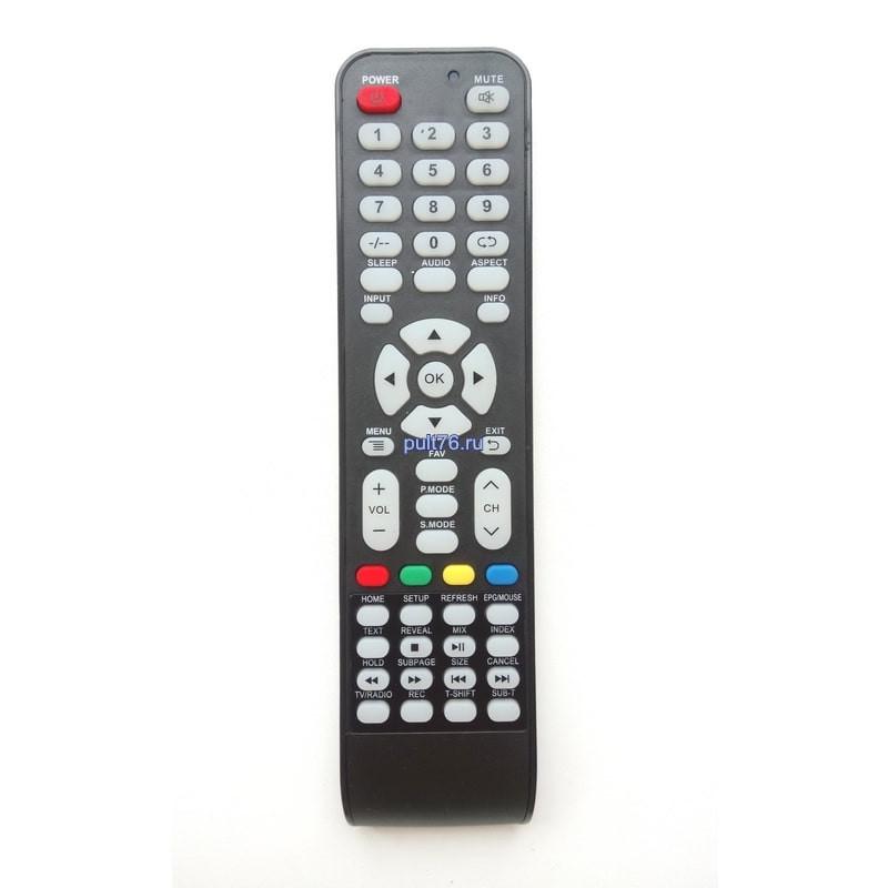 Пульт для телевизора Hiberg XK237B