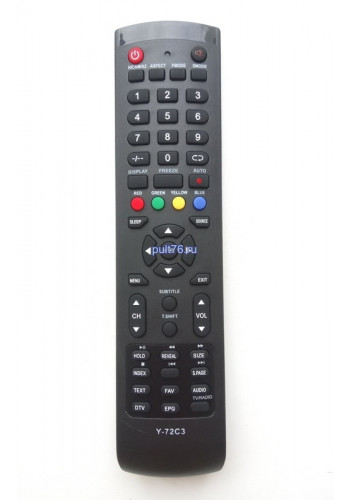 Пульт для телевизора Olto (Олто) Y-72C3