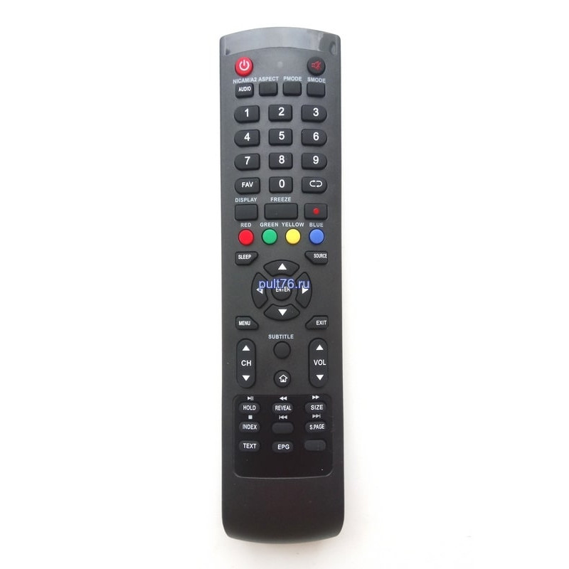 Пульт для телевизора Olto (Олто) Y-72C HOME