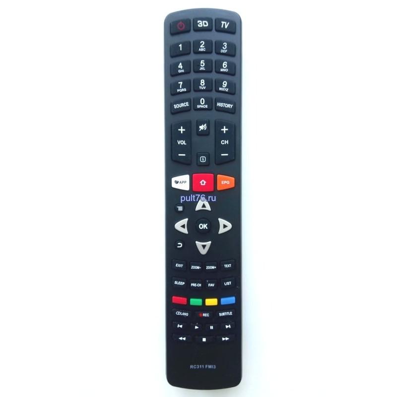 Пульт для телевизора Artel RC311 FMI3, FM13
