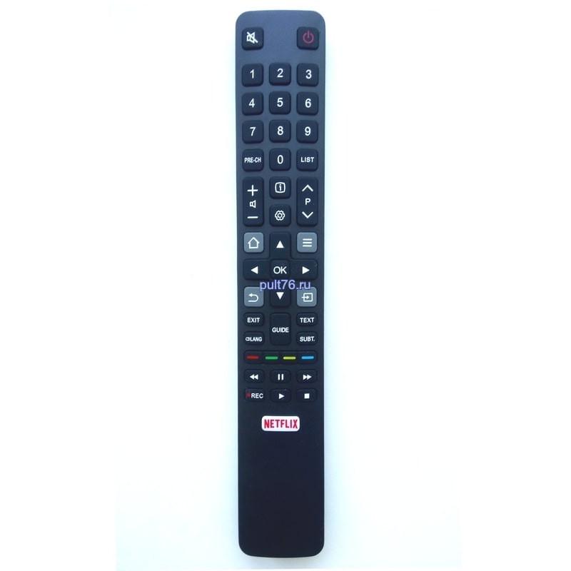 Пульт для телевизора TCL RC802N YAI2