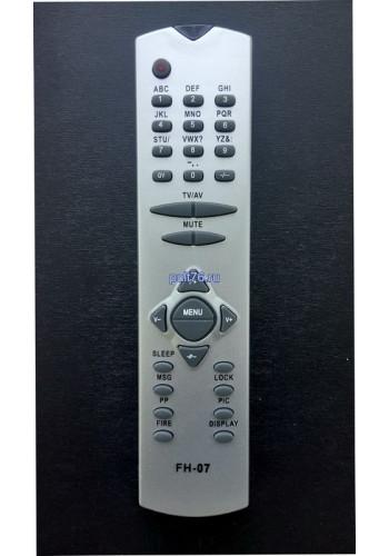 Пульт для телевизора Techno FH-07