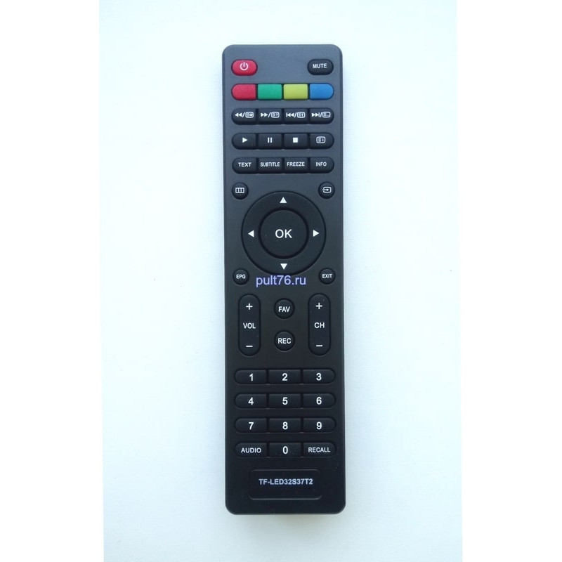 Пульт для телевизора Blaupunkt TF-LED32S37T2