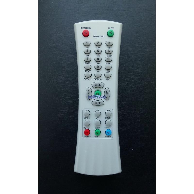 Пульт для телевизора Hyundai R-166D