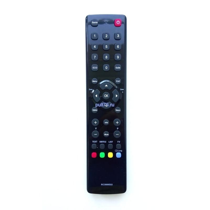 Пульт для телевизора Hyundai RC3000E02