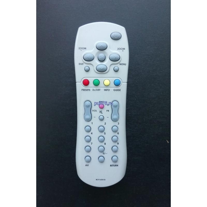 Пульт для телевизора Thomson RCT116TA1G
