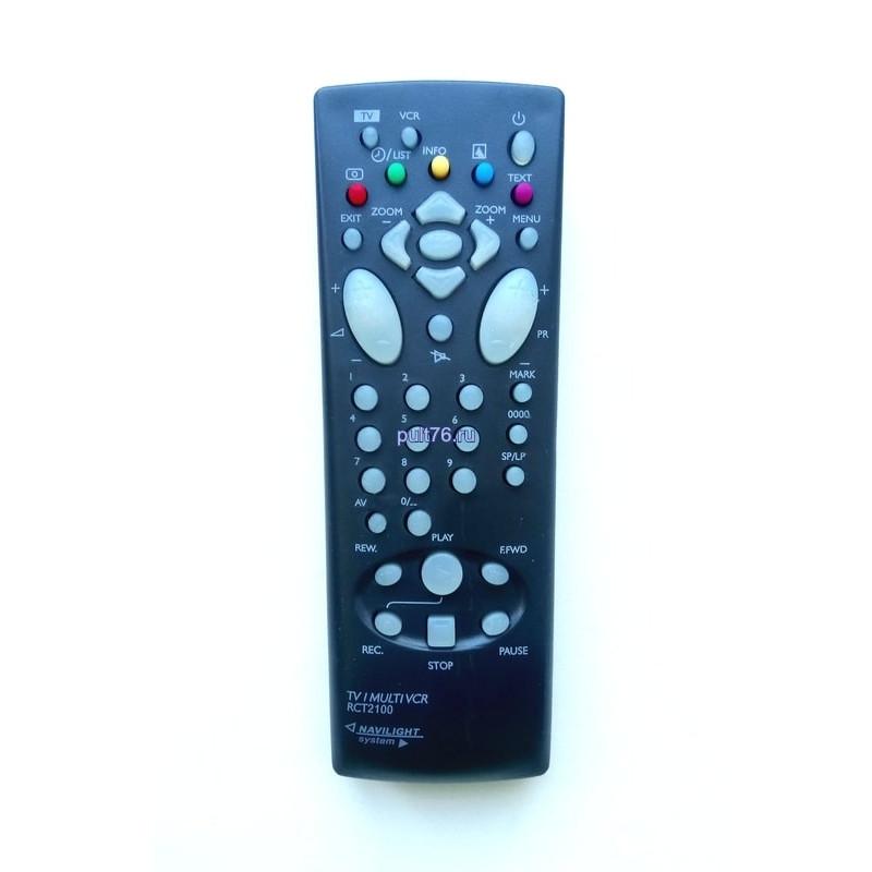 Пульт для телевизора Thomson RCT2100
