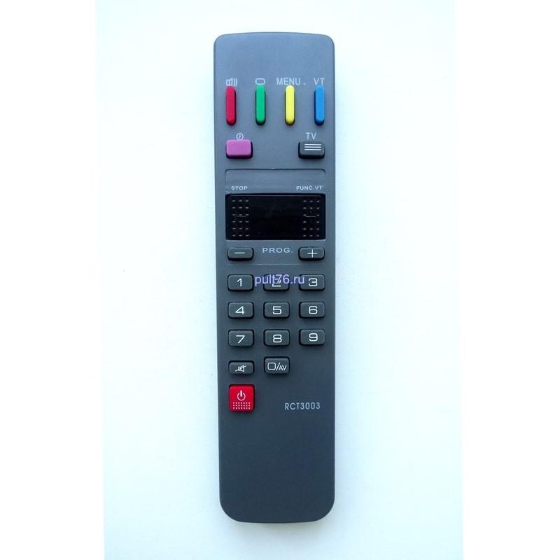 Пульт для телевизора Thomson RCT3003