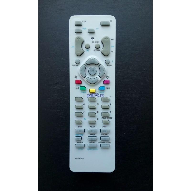 Пульт для телевизора Thomson RCT311DA1