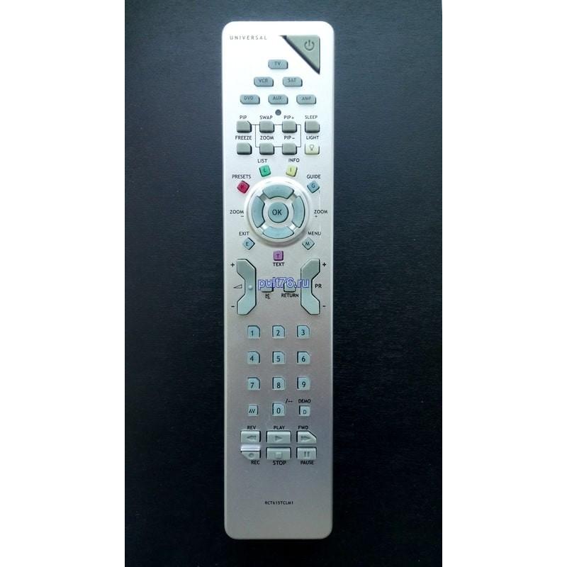 Пульт для телевизора Thomson RCT615TCLM1