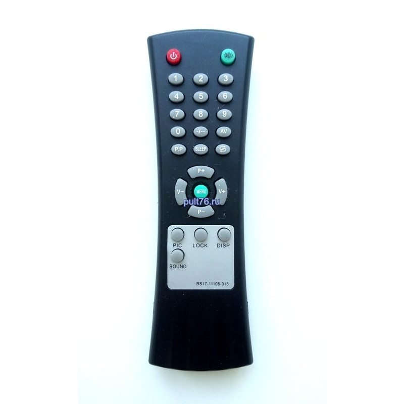 Пульт для телевизора Orion RS17-11106-015