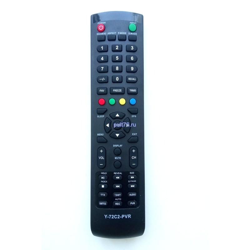 Пульт для телевизора Schaub Lorenz Y-72C2-PVR