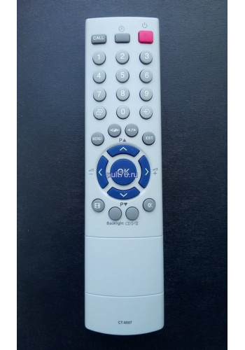 Пульт для телевизора Toshiba CT-8007 (CT-90281)
