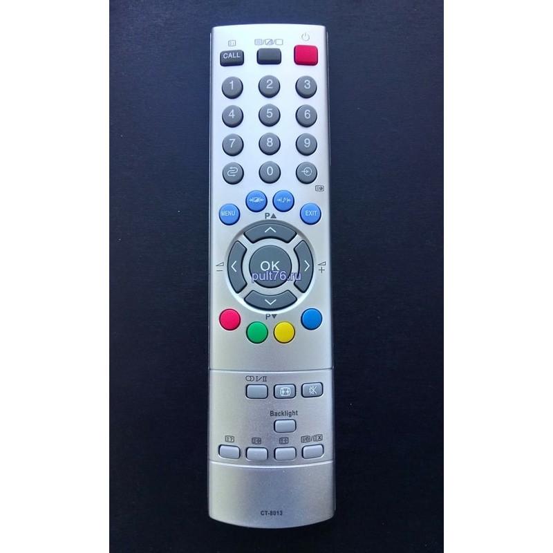 Пульт для телевизора Toshiba CT-8013