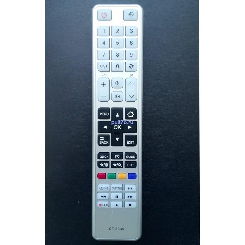 Пульт для телевизора Toshiba CT-8035