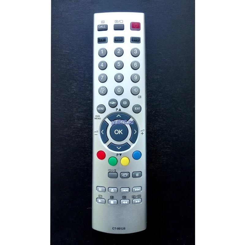 Пульт для телевизора Toshiba CT-90126