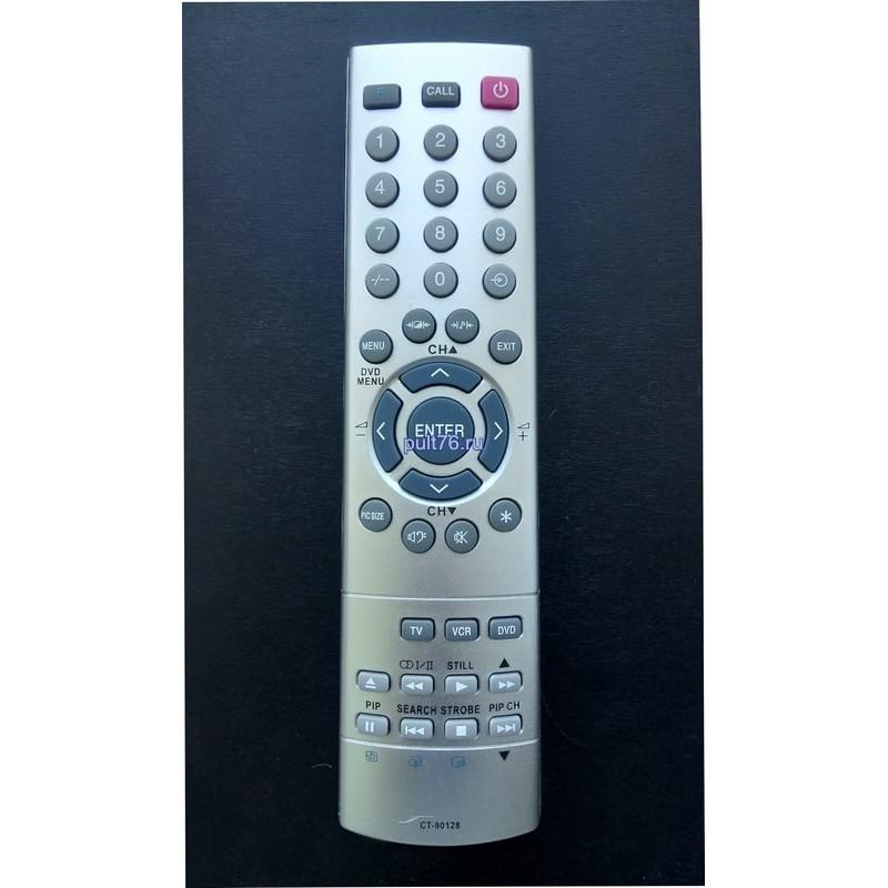 Пульт для телевизора Toshiba CT-90128