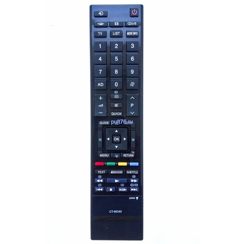 Пульт для телевизора Toshiba CT-90345