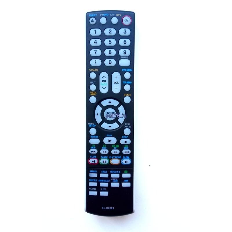 Пульт для телевизора Toshiba SE-R0329