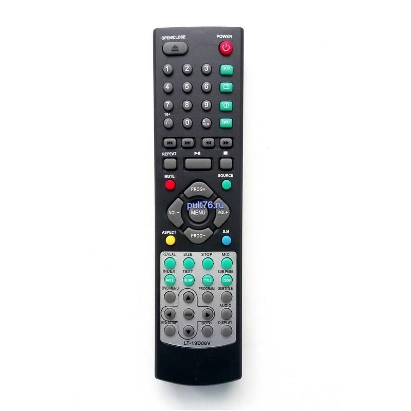 Пульт для телевизора Akai LT-19D06V (MDG-054)
