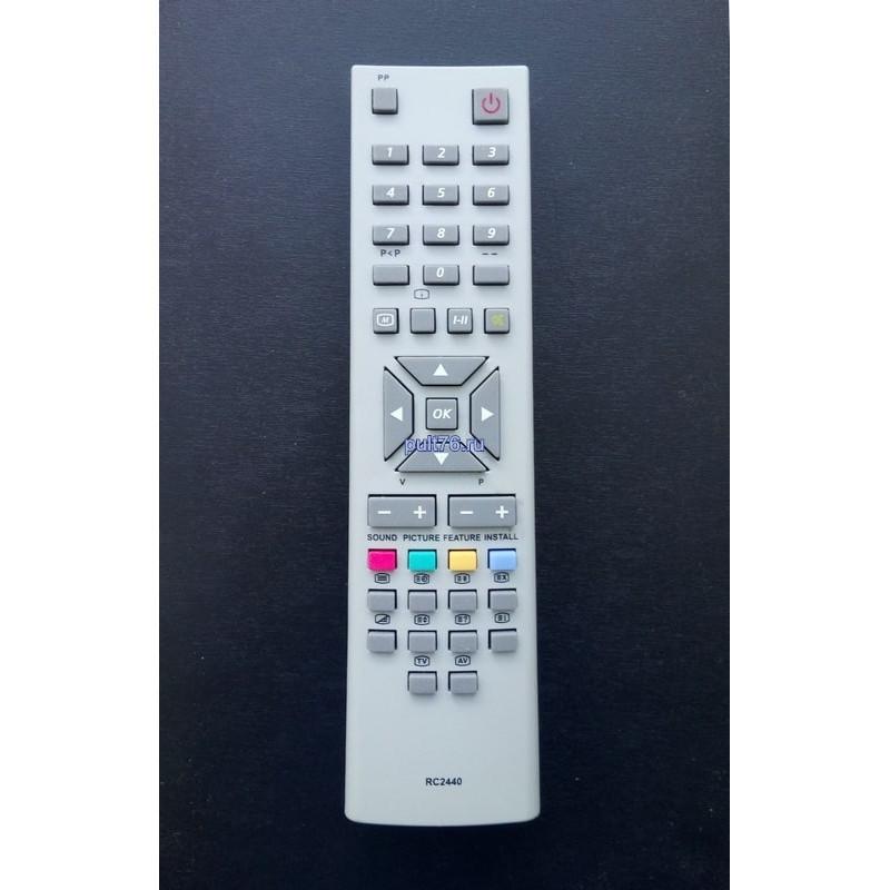 Пульт для телевизора Vestel 2440/2441