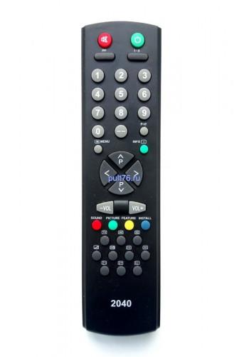 Пульт для телевизора Vestel RC-2040/2140 STV-2026MKII