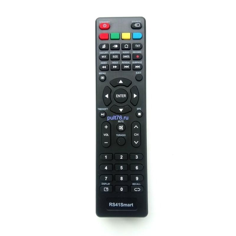 Пульт для телевизора Econ RS41C0-HOME (RS41Smart)