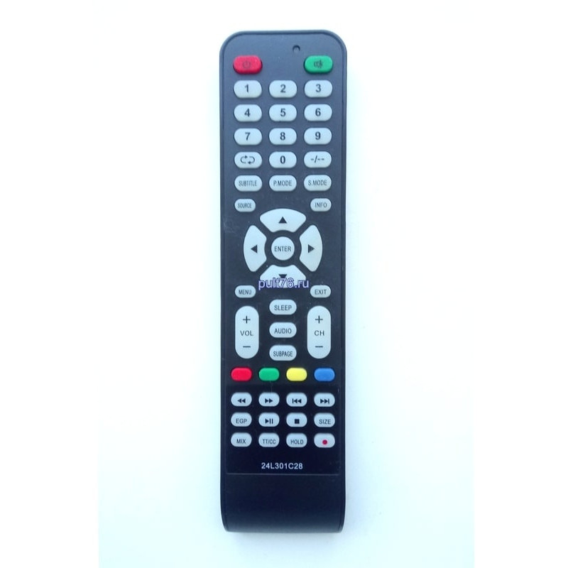 Пульт для телевизора Витязь (Vityaz) 24L301C28