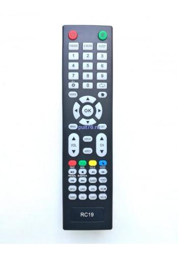 Пульт для телевизора Витязь (Vityaz) AL52D-HOME, RC19 SMART, RC29