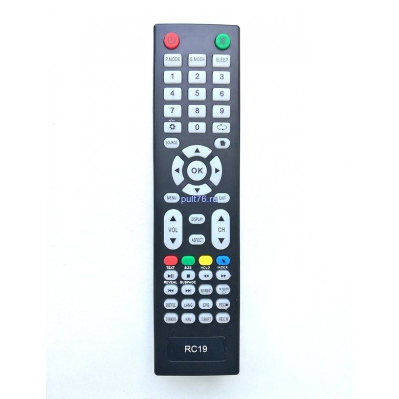 Пульт для телевизора Skyline AL52D-HOME, RC19 SMART, RC29